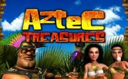 Игровой аппарат Aztec Treasure в онлайн казино